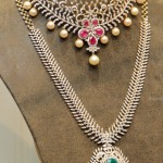 Simple Diamond Bridal long chain