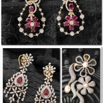 Latest Diamond Earrings collection