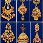 Six Traditional Antique Earring Designs