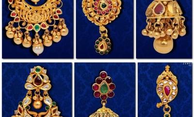 GRT antique earrings