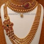 Gundla Mala or Gundla Haram design