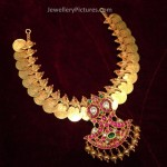 Kasumala with Ruby Pendent