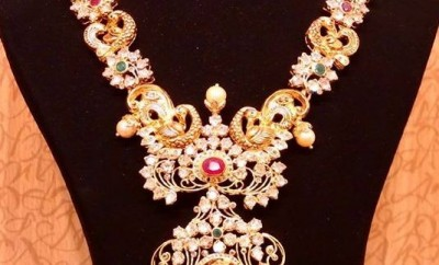 nakshi haram temple jewellery