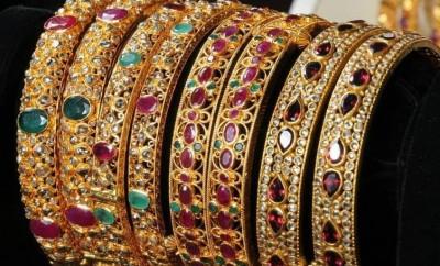 uncut diamond bangle sets