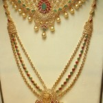Traditional Uncut Long Chain and choker