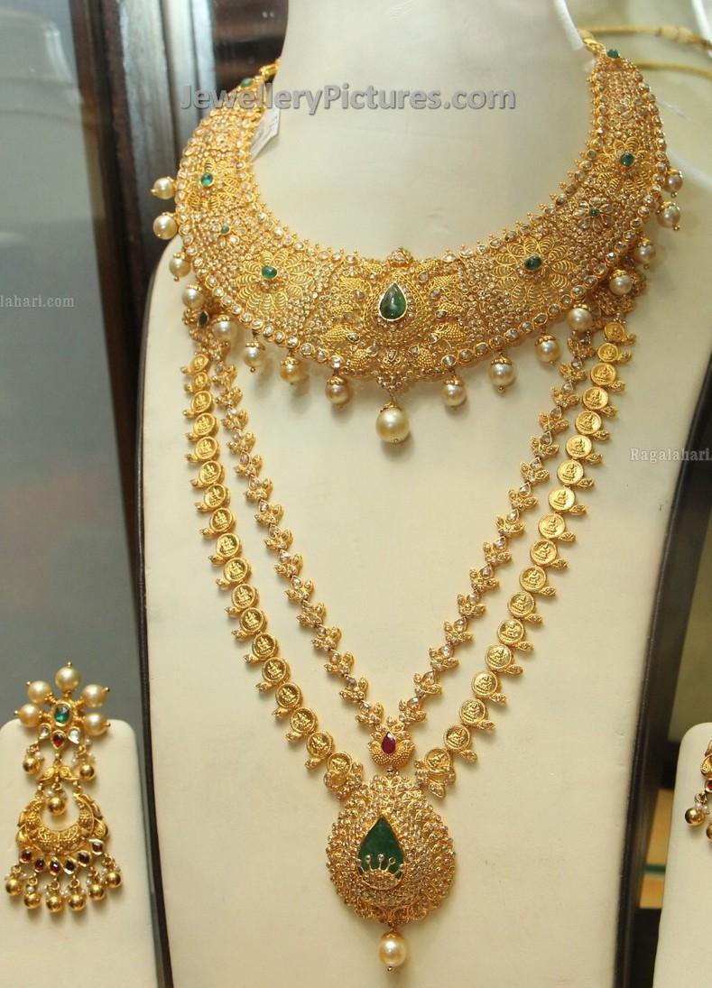 kasulaperu haranm with uncut diamonds