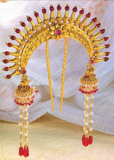 Traditional Maharashtrian Jewellery Designs Jewellery