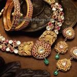 Antique Uncut Diamond Jewellery
