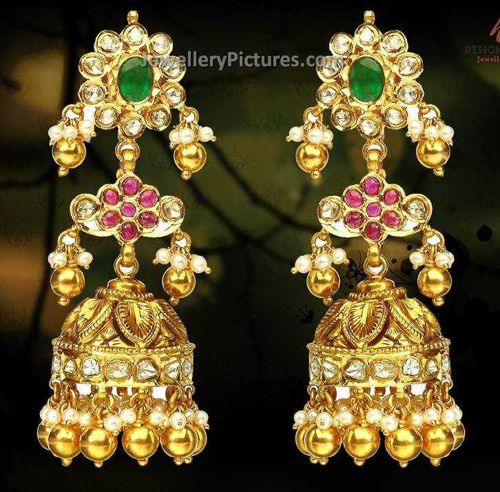antique gold buttalu models
