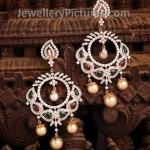Trendy Diamond Chandbali