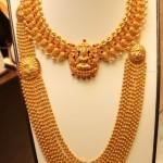 Gold Gundla Mala in 8 steps