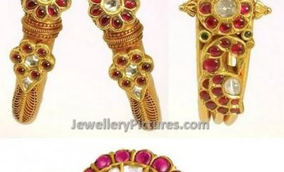 gold kankanalu bangles designs