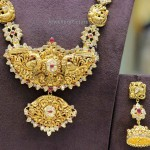 Nakshi Pachi Bridal Jewellery