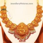Nakshi Peacock Temple jewellery
