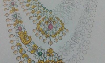 pahi diamond bridal haram
