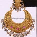 Chand Bali Earrings Designs with LakshmiDevi