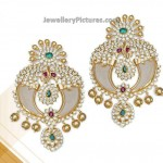 Diamond PuliGoru Earrings