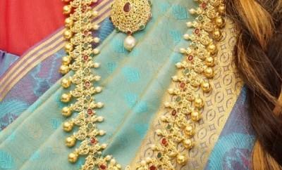 Uncut Bridal jewellery