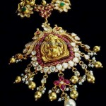 Wedding collection antique jewellery
