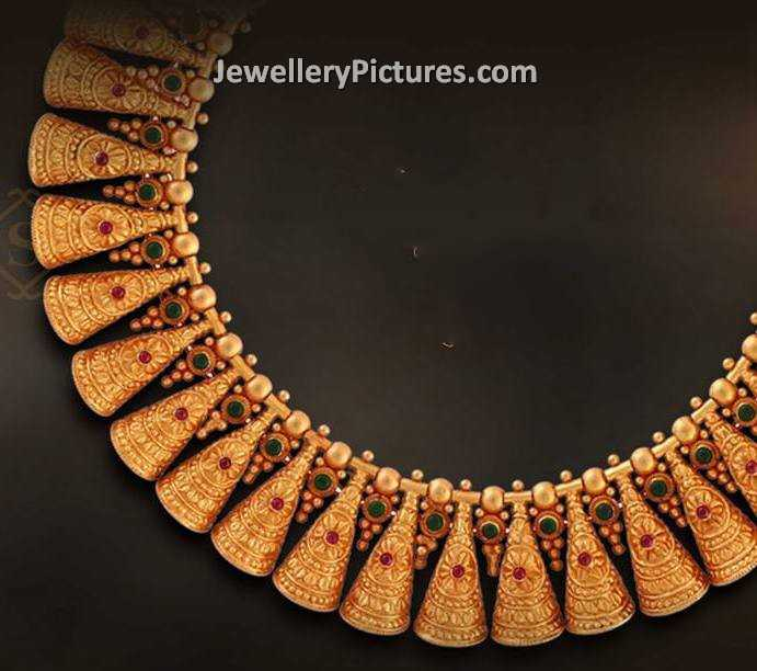 Antique Gold Jewellery Designs Catalogue Jewellery Designs
