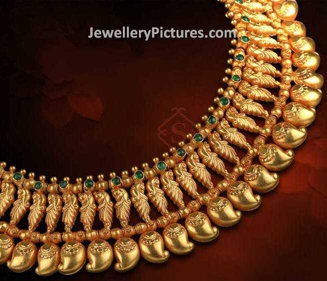 traditional gold necklace designs catalogue jewellery