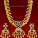Antique Gold Haram Designs