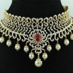Diamond Necklace Designs With Price