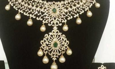 diamond set designs in india