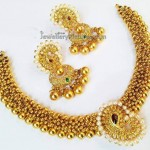 Mango Gajjal Necklace Set