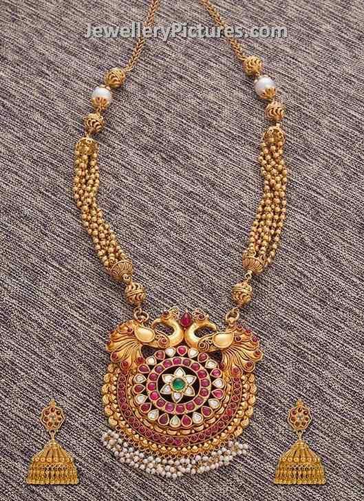 Gold Antique Jewellery Jewellery Designs
