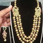 Gold Ball Haram Designs