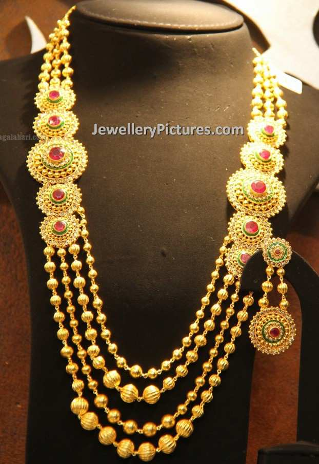 Gold Jewellery Design Catalogue - Jewellery Designs