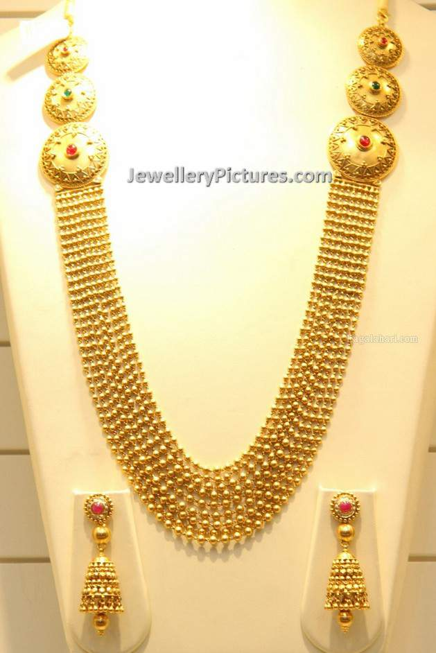 Gold Jewellery Designs Catalogue - Jewellery Designs