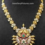 Gold Jewellery Necklace Designs