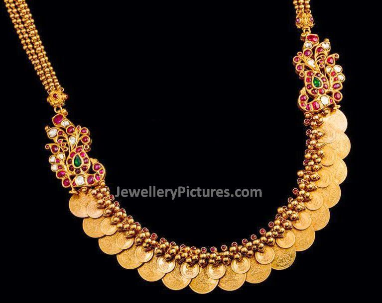 gold kasulaperu designs with weight   jewellery designs