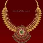 Gold Necklace Design Catalogue
