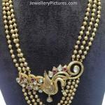 Gold Long Chain Designs Catalogue