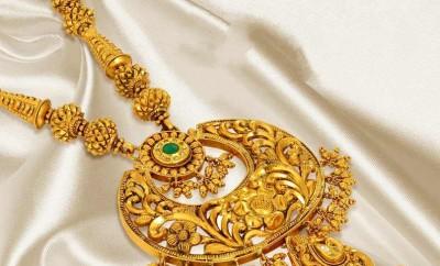 indian gold designs haram