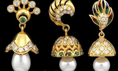 kammalu buttalu designs with pearl