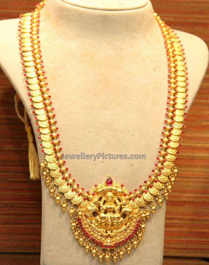 Kasulaperu Designs in Malabar Gold - Jewellery Designs