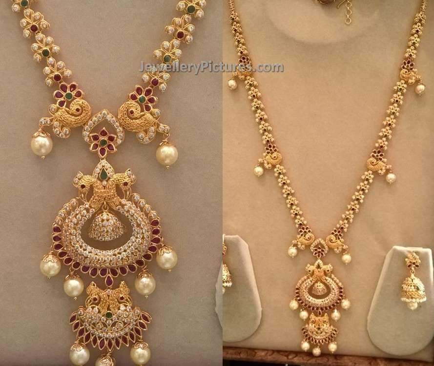 Latest Gold Jewellery Designs Catalogue - Jewellery Designs