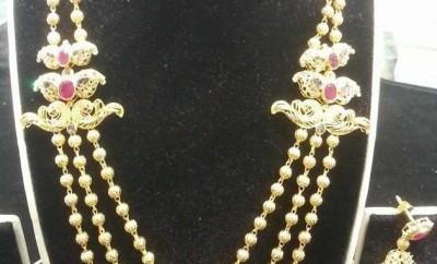 latest jewellery designs ball haram