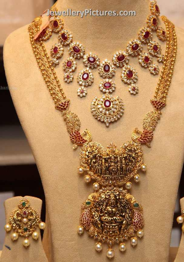 Latest South Indian Gold Jewellery Designs - Jewellery Designs