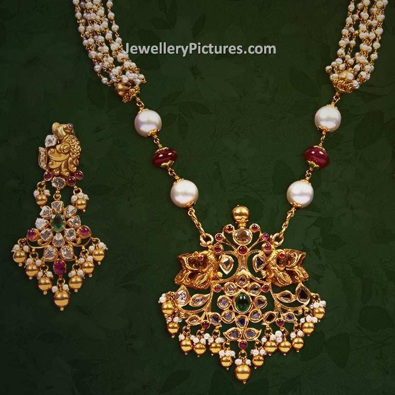 Latest Indian Jewellery Designs 2015: Latest South Indian Jewellery Designs