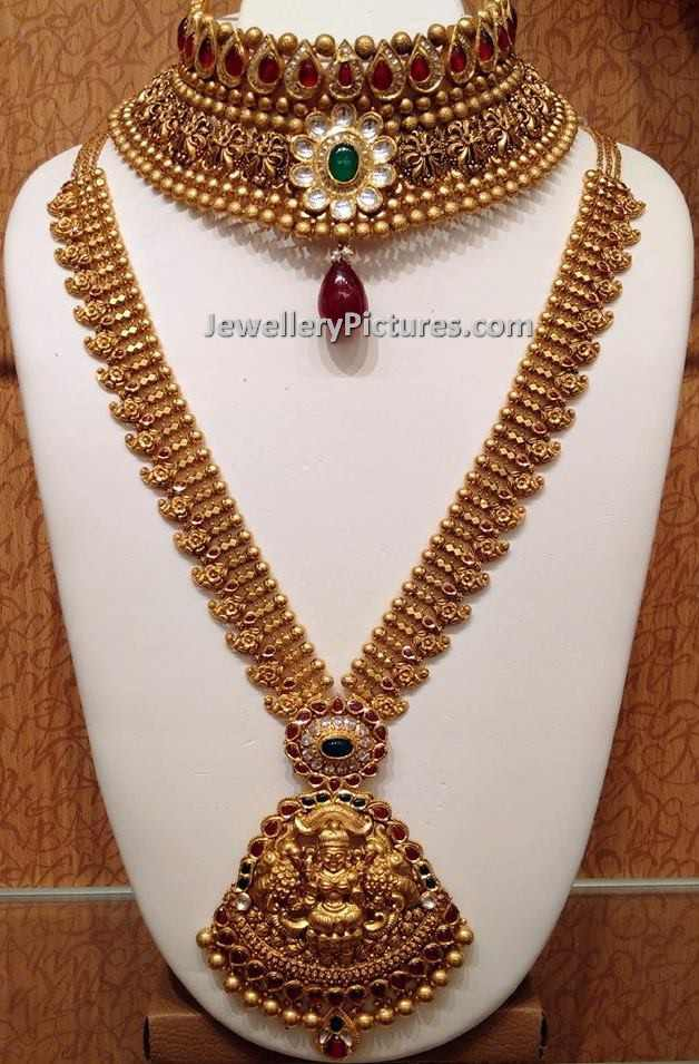 Latest South Indian Jewellery - Jewellery Designs