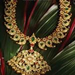 Kundan Mango Haram Designs
