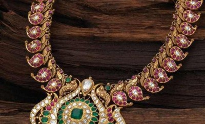 ruby emerald mango jewellery