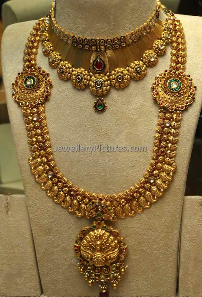 New Gold Jewellery Designs - Jewellery Designs