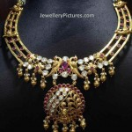 New Gold Necklace Designs