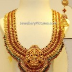 South Indian Traditional Gold Jewellery Designs
